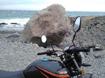 Rks Rk- 125 Motosiklet.