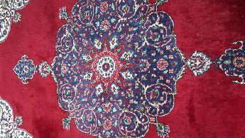 Antika el dokuması halı