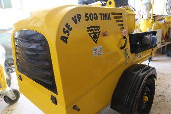 Ase Vp 500 Tmk kara sıva makinası
