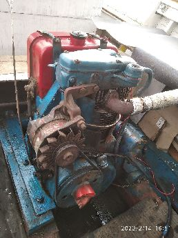Pancar motor(kızdırma bujili)+köysan şanzıman