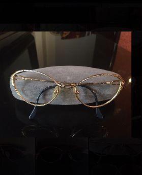 Fred Altın Gözlük