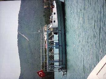 Çalışmaya hazır tur teknesi