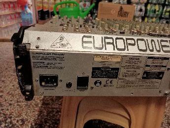 Acil ilk gelen alır Behringer pmx 5000 power mixer