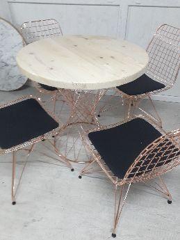 Masa sandalye