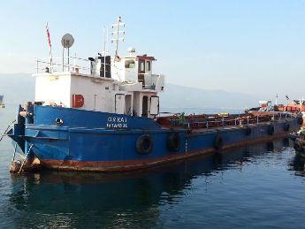 Altı açılır dökü dubası/hizmet gemisi/çamur gemisi