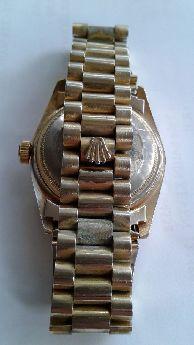 Satılık 70 lerden yapım Rolex tip