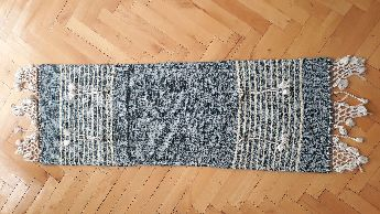 El Dokuma, Mavi Heybe 42*118 cm.