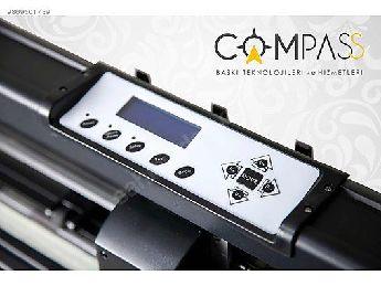 Compas Düz Kesim Plotter Makinesi