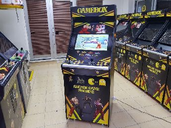Nostalji Arcade Atari Makinası