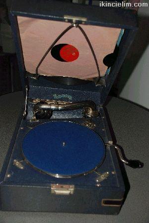 Antik Gramofon - Sscb Dönemi