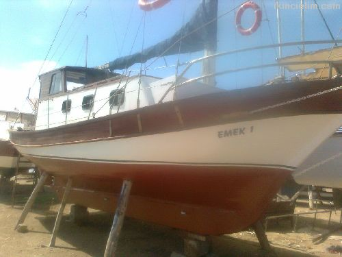 Sahibinden satılık yelkenli gezi teknesi