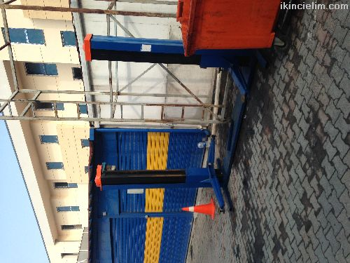 İkinci el lift rav 3 ton