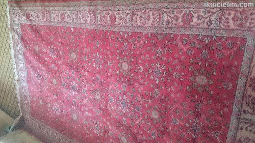 Tarihi ısparta halısı