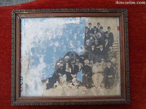 Osmanlı dönemınde kalma fotoğraf