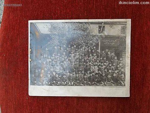 Askeri rüştiye Hatıra fotoğrafı 1920