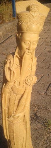 Uzak Doğu Kral Heykeli