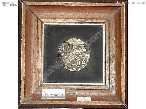 A.Y.Sadovsky eseri 925 gümüşte kabartma