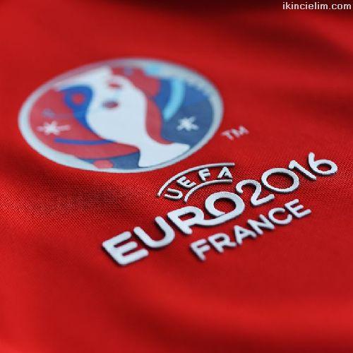 Uefa Euro 2016 Turkey Poly T S