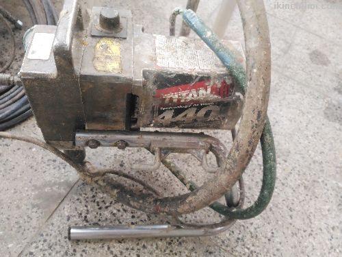 Satılık Boya Makinesi