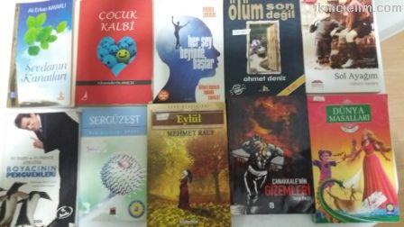 20 Kitaplık Lot 2