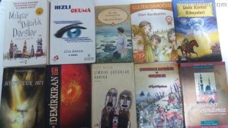 20 Kitaplık Lot 3