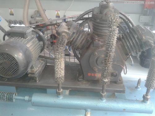 Bakimli 500luk kompresor
