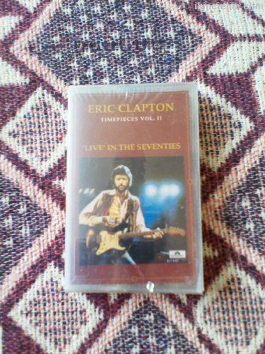 Eric Clapton-Timepieces Vol 2 Ambalajında