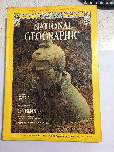 National Geographic Dergiler
