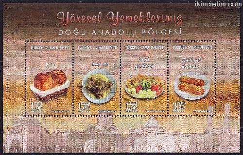 2016 Damgasız Yöresel Yemeklerimiz (Doğu Anadolu B