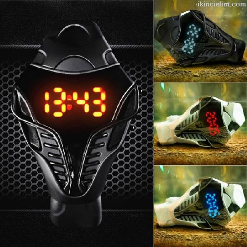 Kobra Led Saat Hepsi Yeni Marka