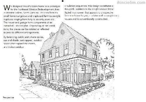 En Güzel Tasarım Villa Planları