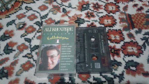 Ali Kocatepe Şarkıları-Koleksiyon 1