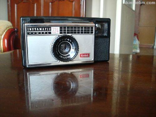 Kodak Instamatic Camera 224 Fiyat İndi