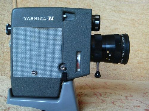 Antika 1960 Model Yashıca U Matıc 8Mm Kamera