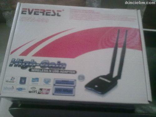 Everest Çift Anten İnternet Dağıtıcı