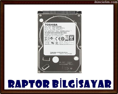 320 Gb Sata 2.5'' Laptop Hard Disk (Adetli)