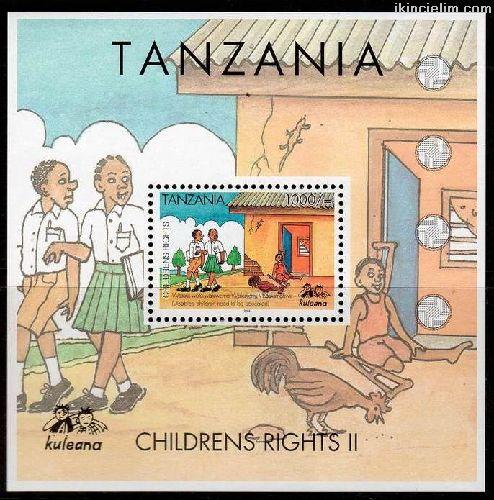 Tanzanya 2004 Damgasız Çocuk Hakları Bloku