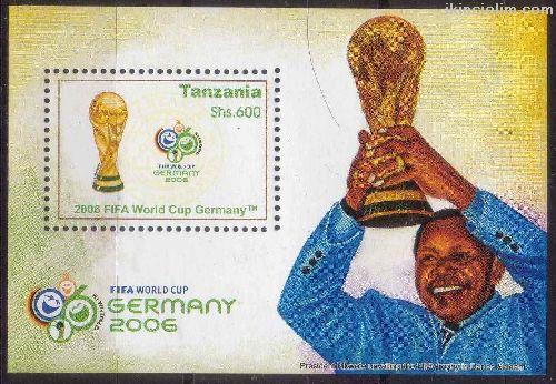 Tanzanya 2006 Damgasız Almanya Dünya Futbol Kupası