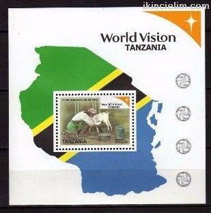 Tanzanya 2007 Damgasız Dünya Vizyonu Bloku