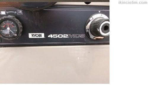 Sürekli Form Makinesi Ryobi Mcs 4502