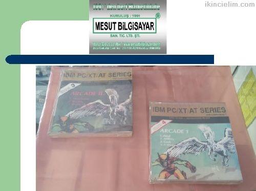 Oyun Programları Sıfır 1991 Kuruluşlu Mesut Bilgis
