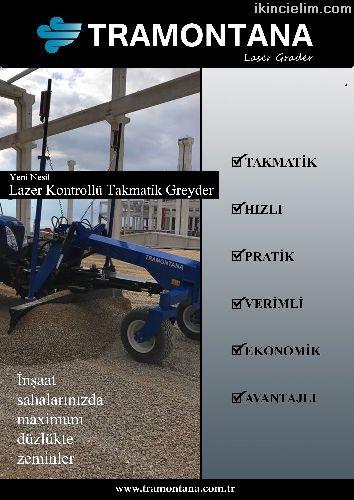 Lazer Greyder
