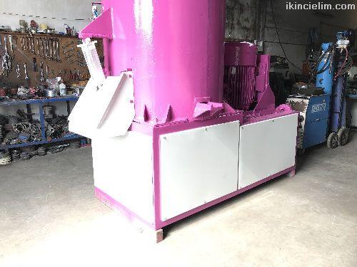 120'Lik Agromel Makinası İzmir Teknik Makina