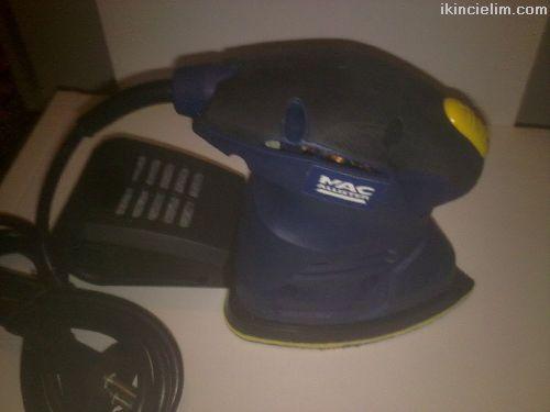 Günlük Kiralık Mac Allıster Ucgen Zımpara Makınası