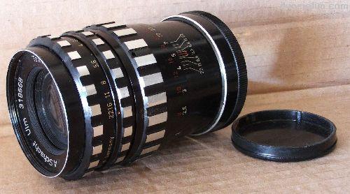 Travegar A. Schacht Ulm Slr t.foto lens 100mm 3.3