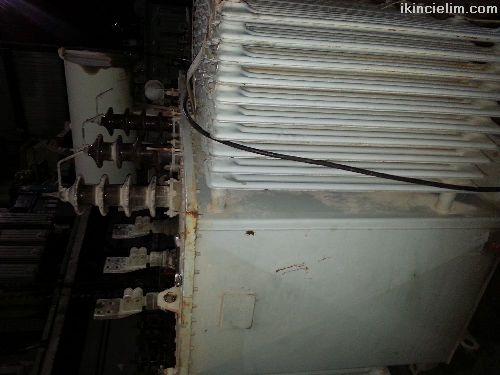 1250 Kva Bakır Sargılı Yağlı Transformatör