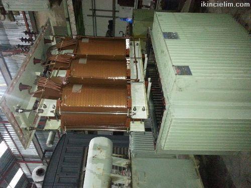 15Kv 1000Kva Hermetik Transformatör