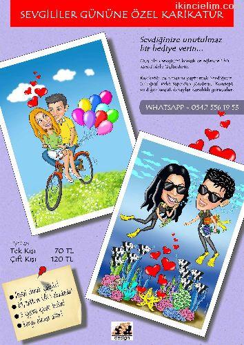 Sevgililer Gününe Özel Karikatür...