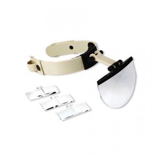 Led Lambalı Şapka Tip / Işıklı Büyüteçmg81003