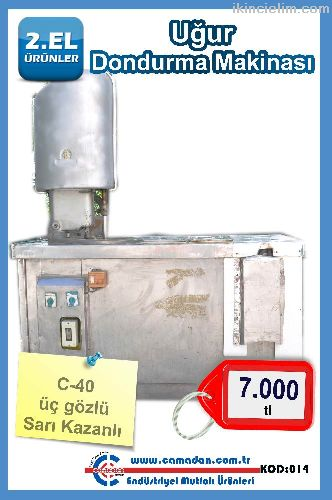 Uğur Dondurma Makinası  C40